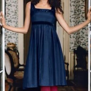 4/$25 SALE! Chan Luu blue 100% silk dress